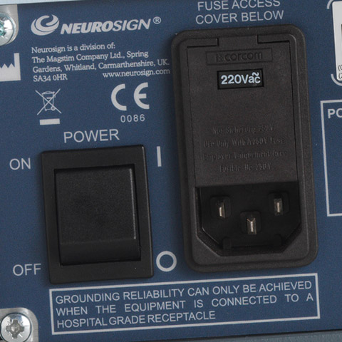 Neurosign N100 nerve monitor